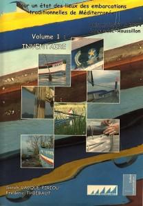 Couverture Inventaire des barques