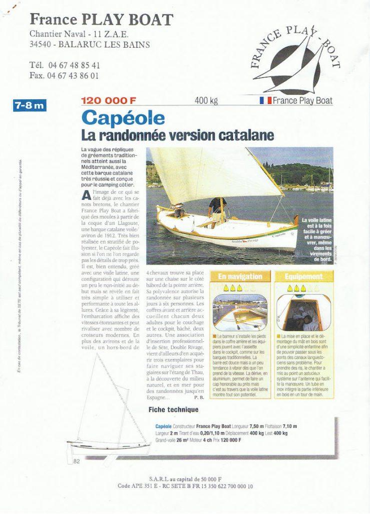 CAPEOLE Lybarta